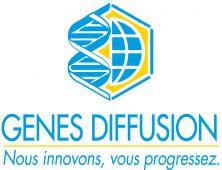 Genes diffusion